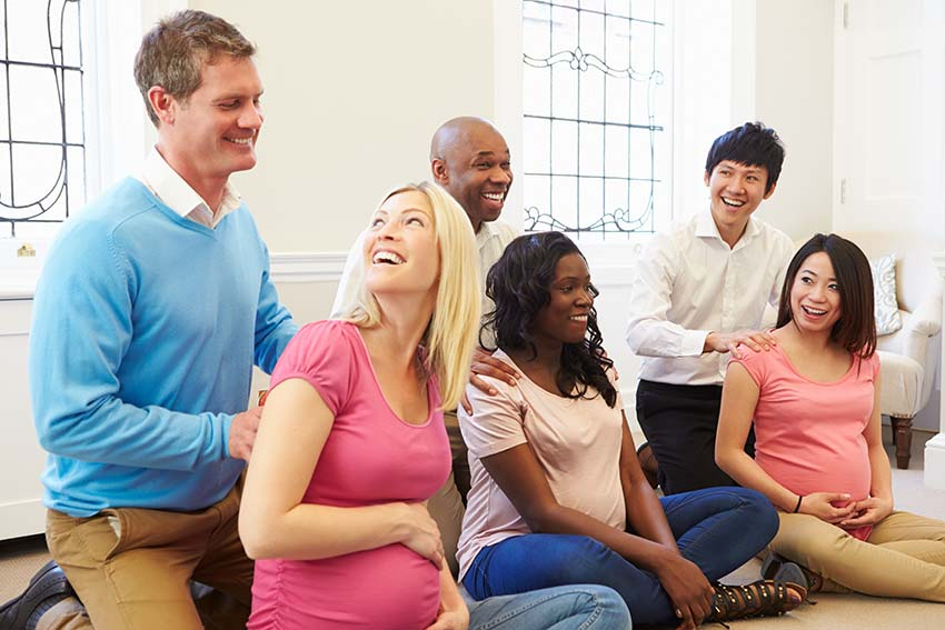 Group and 1:1 Hypnobirthing Courses