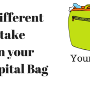 A different take on your Hospital Bag